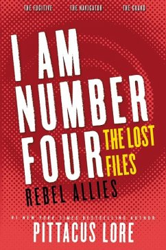 I Am Number Four: The Lost Files: Rebel Allies - Lore, Pittacus