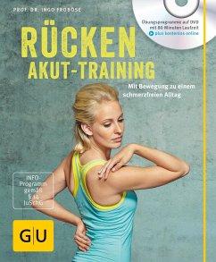 Rücken-Akut-Training (mit DVD) - Froböse, Ingo