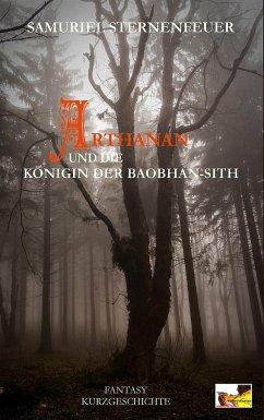 Arthanan und die Königin der Baobhan-Sith - Sternenfeuer, Samuriel
