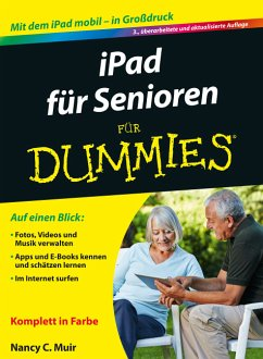 iPad für Senioren für Dummies - Muir, Nancy C.