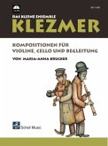 Klezmer - Das kleine Ensemble, für Violine, Cello und Begleitung, m. Audio-CD