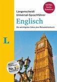 """Langenscheidt Universal-Sprachführer Englisch - Buch inklusive E-Book zum Thema """"Essen & Trinken"""""""