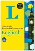 Langenscheidt Grund- und Aufbauwortschatz Englisch - Buch mit Audio-Download