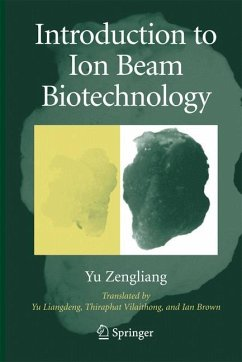 Introduction to Ion Beam Biotechnology