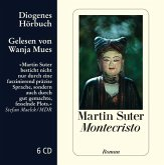 Montecristo, 6 Audio-CDs