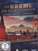 Der Kreml - Die Schatzkammer, 1 DVD