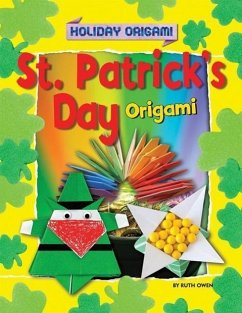 St. Patrick's Day Origami - Owen, Ruth