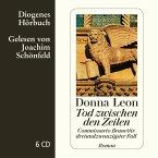 Tod zwischen den Zeilen / Commissario Brunetti Bd.23 (7 Audio-CDs)