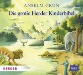 Die große Herder Kinderbibel, 4 Audio-CDs