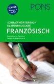 PONS Schülerwörterbuch Klausurausgabe Französisch