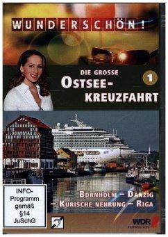 Die große Ostseekreuzfahrt. Tl.1, 1 DVD