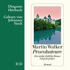 Provokateure / Bruno, Chef de police Bd.7 (Audio-CD)