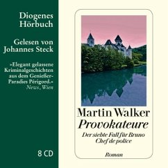 Provokateure / Bruno, Chef de police Bd.7 (Audio-CD) - Walker, Martin