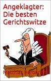 Angeklagter: Die besten Gerichtswitze (eBook, ePUB)