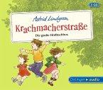 Krachmacherstraße. Die große Hörbuchbox, 3 Audio-CD