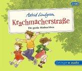 Krachmacherstraße, 3 Audio-CD