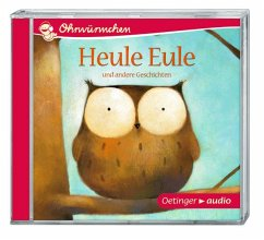 Heule Eule, Audio-CD