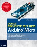 Coole Projekte mit dem Arduino(TM) Micro (eBook, ePUB)