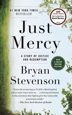 Just Mercy (eBook, ePUB) - Stevenson, Bryan