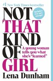 Not That Kind of Girl (eBook, ePUB)