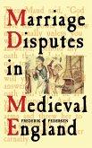 Marriage Disputes in Medieval England (eBook, PDF)