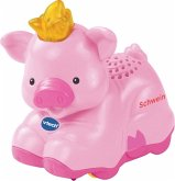 VTech 80-164904 - Tip Tap Baby Tiere - rollendes Schwein