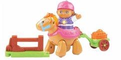 VTech 80-167404 - Emma mit Pony, kleine Entdeck...