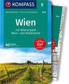 Wien mit Wienerwald, Wein- und Waldviertel