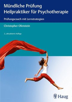 Mündliche Prüfung Heilpraktiker für Psychotherapie - Ofenstein, Christopher