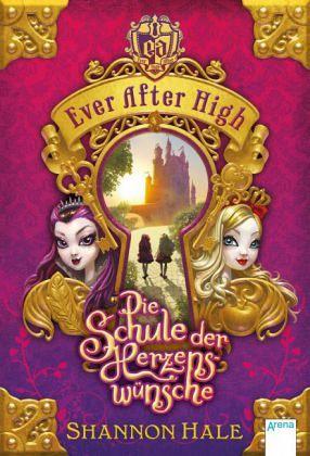 Buch-Reihe Ever After High von Shannon Hale