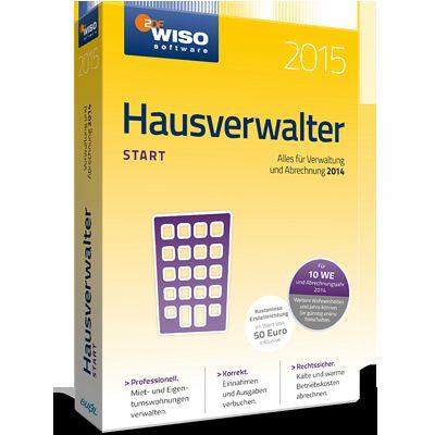 wiso hausverwalter 2015 start download f r windows. Black Bedroom Furniture Sets. Home Design Ideas