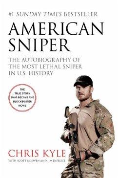 American Sniper - Kyle, Chris; McEwen, Scott; DeFelice, Jim