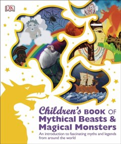 Children's Book of Mythical Beasts and Magical Monsters - DK