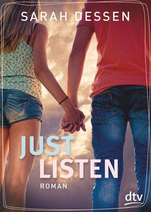 Sarah Dessen Just Listen Book