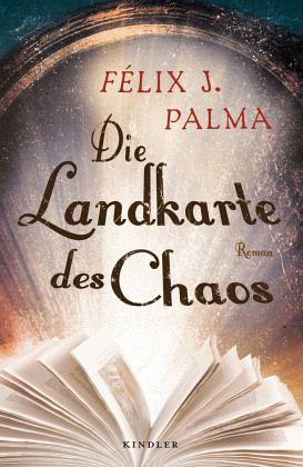 Buch-Reihe Mapa Trilogie von Félix J. Palma
