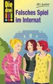 Falsches Spiel im Internat / Die drei Ausrufezeichen Bd.30
