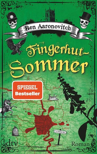 Fingerhut-Sommer / Peter Grant Bd.5 - Aaronovitch, Ben