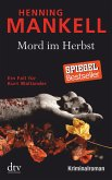 Mord im Herbst / Kurt Wallander Bd.11