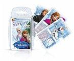 Winning Moves WIN61939 - Top Trumps Disney, Frozen, Wer ist der Mutigste, Kartenspiel, Familienspiel