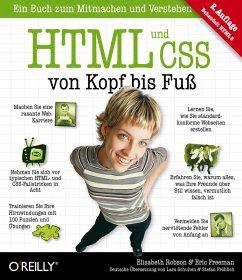 HTML und CSS von Kopf bis Fuß (eBook, PDF)