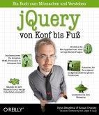 jQuery von Kopf bis Fuß (eBook, PDF)
