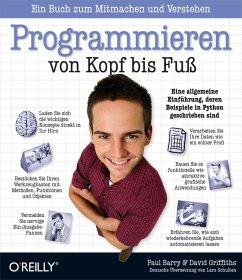 Programmieren von Kopf bis Fuß (eBook, PDF) - Barry, Paul; Griffiths, David