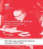 The Brussels and North Atlantic Treaties, 1947-1949 (eBook, PDF)