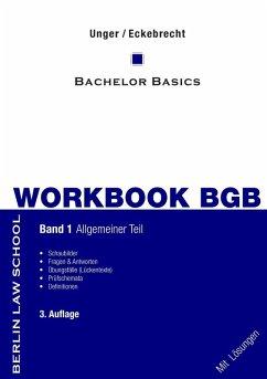 Workbook BGB Band I (eBook, ePUB) - Unger, Werner; Eckebrecht, Marc