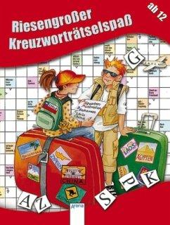 Riesengroßer Kreuzworträtselspaß (Mängelexemplar)