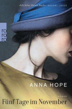 Fünf Tage im November - Hope, Anna