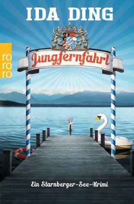 Buch-Reihe Starnberger-See-Krimi von Ida Ding