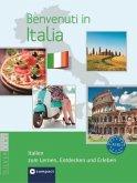 Benvenuti in Italia - Italien zum Lernen, Entdecken und Erleben