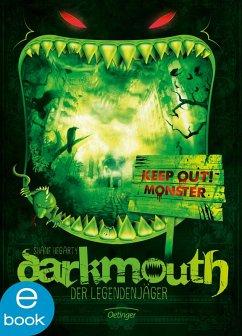Der Legendenjäger / Darkmouth Bd.1 (eBook, ePUB) - Hegarty, Shane