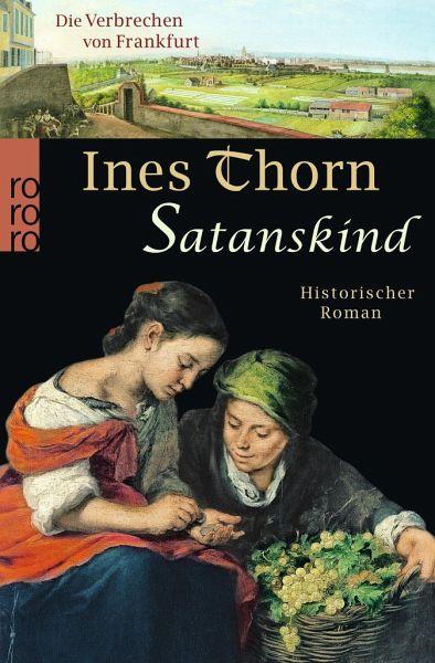 Buch-Reihe Die Verbrechen von Frankfurt von Ines Thorn